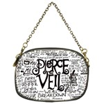Pierce The Veil Music Band Group Fabric Art Cloth Poster Chain Purses (One Side)  Front
