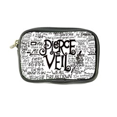 Pierce The Veil Music Band Group Fabric Art Cloth Poster Coin Purse