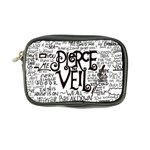Pierce The Veil Music Band Group Fabric Art Cloth Poster Coin Purse Front
