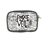 Pierce The Veil Music Band Group Fabric Art Cloth Poster Coin Purse Back