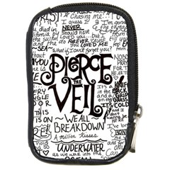 Pierce The Veil Music Band Group Fabric Art Cloth Poster Compact Camera Cases