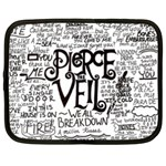 Pierce The Veil Music Band Group Fabric Art Cloth Poster Netbook Case (XL)  Front