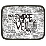 Pierce The Veil Music Band Group Fabric Art Cloth Poster Netbook Case (XXL)  Front