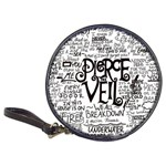 Pierce The Veil Music Band Group Fabric Art Cloth Poster Classic 20-CD Wallets Front