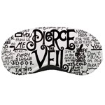 Pierce The Veil Music Band Group Fabric Art Cloth Poster Sleeping Masks Front