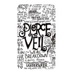 Pierce The Veil Music Band Group Fabric Art Cloth Poster Memory Card Reader Front