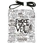 Pierce The Veil Music Band Group Fabric Art Cloth Poster Shoulder Sling Bags Front