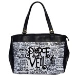 Pierce The Veil Music Band Group Fabric Art Cloth Poster Office Handbags Front