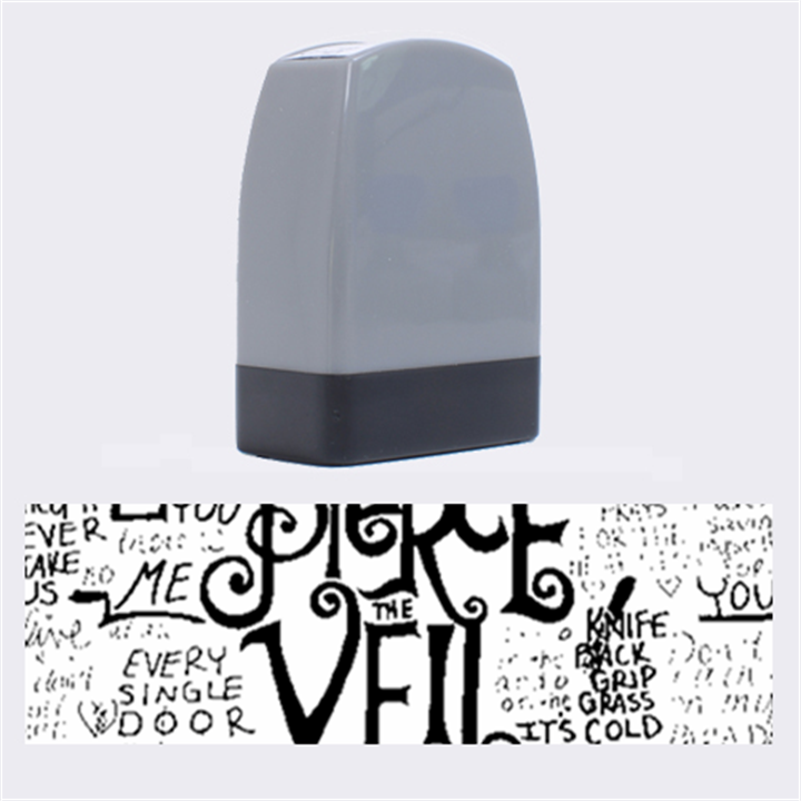 Pierce The Veil Music Band Group Fabric Art Cloth Poster Name Stamps
