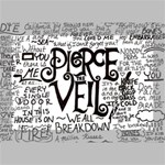 Pierce The Veil Music Band Group Fabric Art Cloth Poster Deluxe Canvas 18  x 12   18  x 12  x 1.5  Stretched Canvas