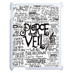 Pierce The Veil Music Band Group Fabric Art Cloth Poster Apple iPad 2 Case (White) Front