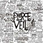 Pierce The Veil Music Band Group Fabric Art Cloth Poster Twin Heart Bottom 3D Greeting Card (8x4) Inside