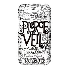 Pierce The Veil Music Band Group Fabric Art Cloth Poster HTC Rhyme