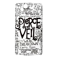 Pierce The Veil Music Band Group Fabric Art Cloth Poster Sony Xperia Arc