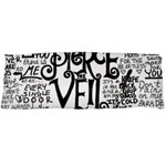 Pierce The Veil Music Band Group Fabric Art Cloth Poster Body Pillow Case Dakimakura (Two Sides) Back