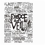 Pierce The Veil Music Band Group Fabric Art Cloth Poster Large Garden Flag (Two Sides) Back