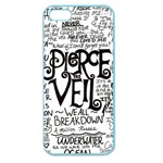 Pierce The Veil Music Band Group Fabric Art Cloth Poster Apple Seamless iPhone 5 Case (Color) Front