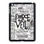 Pierce The Veil Music Band Group Fabric Art Cloth Poster Apple iPad Mini Case (Black) Front