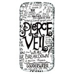 Pierce The Veil Music Band Group Fabric Art Cloth Poster Samsung Galaxy S3 S III Classic Hardshell Back Case Front