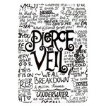 Pierce The Veil Music Band Group Fabric Art Cloth Poster Flap Covers (S)  Front