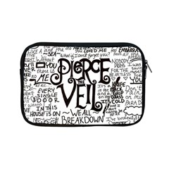 Pierce The Veil Music Band Group Fabric Art Cloth Poster Apple Ipad Mini Zipper Cases