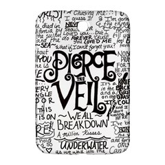 Pierce The Veil Music Band Group Fabric Art Cloth Poster Samsung Galaxy Note 8.0 N5100 Hardshell Case