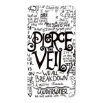Pierce The Veil Music Band Group Fabric Art Cloth Poster Samsung Galaxy Note 3 N9005 Hardshell Back Case Front