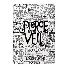 Pierce The Veil Music Band Group Fabric Art Cloth Poster Samsung Galaxy Tab Pro 12 2 Hardshell Case
