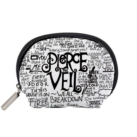 Pierce The Veil Music Band Group Fabric Art Cloth Poster Accessory Pouches (Small)