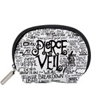 Pierce The Veil Music Band Group Fabric Art Cloth Poster Accessory Pouches (Small)  Front