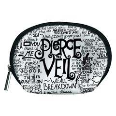 Pierce The Veil Music Band Group Fabric Art Cloth Poster Accessory Pouches (medium)