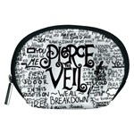 Pierce The Veil Music Band Group Fabric Art Cloth Poster Accessory Pouches (Medium)  Front