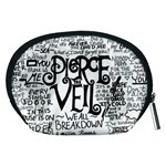 Pierce The Veil Music Band Group Fabric Art Cloth Poster Accessory Pouches (Medium)  Back