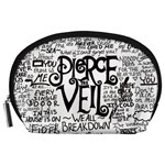 Pierce The Veil Music Band Group Fabric Art Cloth Poster Accessory Pouches (Large)  Front