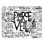 Pierce The Veil Music Band Group Fabric Art Cloth Poster Double Sided Flano Blanket (Large)  80 x60 Blanket Front