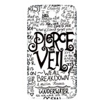Pierce The Veil Music Band Group Fabric Art Cloth Poster Samsung Galaxy Mega I9200 Hardshell Back Case Front