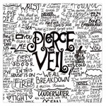 Pierce The Veil Music Band Group Fabric Art Cloth Poster Large Satin Scarf (Square) Front