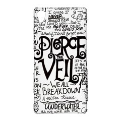 Pierce The Veil Music Band Group Fabric Art Cloth Poster Sony Xperia Z3