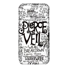 Pierce The Veil Music Band Group Fabric Art Cloth Poster iPhone 6/6S TPU Case