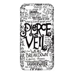 Pierce The Veil Music Band Group Fabric Art Cloth Poster iPhone 6/6S TPU Case Front