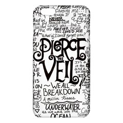 Pierce The Veil Music Band Group Fabric Art Cloth Poster Iphone 6 Plus/6s Plus Tpu Case