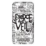 Pierce The Veil Music Band Group Fabric Art Cloth Poster iPhone 6 Plus/6S Plus TPU Case Front