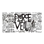 Pierce The Veil Music Band Group Fabric Art Cloth Poster Satin Wrap Front