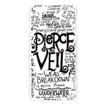 Pierce The Veil Music Band Group Fabric Art Cloth Poster Apple Seamless iPhone 6 Plus/6S Plus Case (Transparent) Front