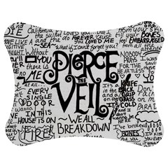 Pierce The Veil Music Band Group Fabric Art Cloth Poster Jigsaw Puzzle Photo Stand (Bow)