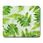 Fern Leaves Large Mousepads Front