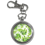 Fern Leaves Key Chain Watches Front
