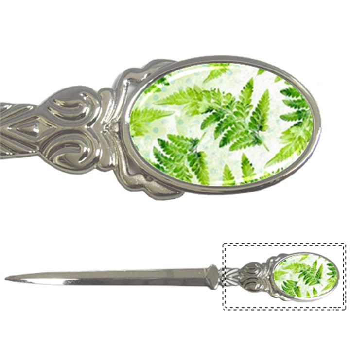 Fern Leaves Letter Openers