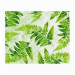 Fern Leaves Small Glasses Cloth Front