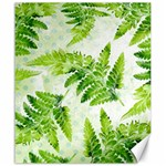 Fern Leaves Canvas 20  x 24   24 x20 Canvas - 1